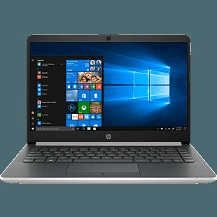 HP Notebook - 14s-dk0110au