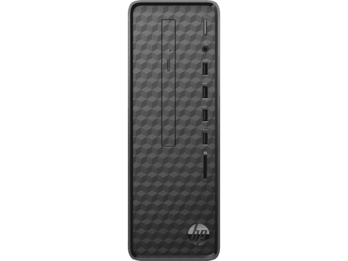 HP Slim Desktop S01-pf1152d Bundle PC