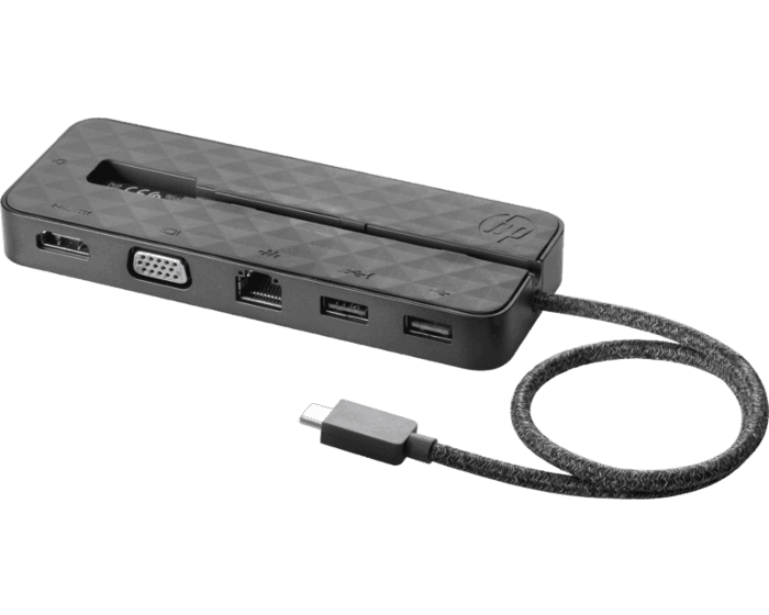 HP USB-C Mini Dock