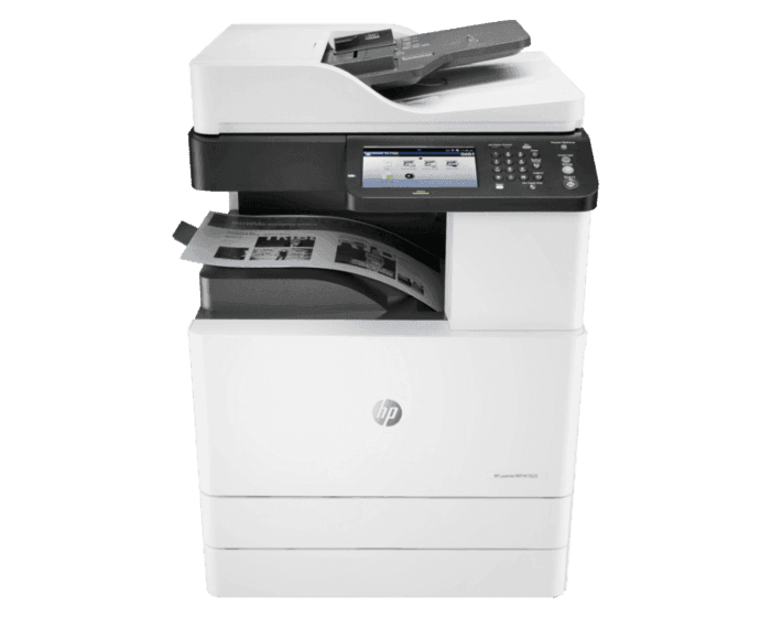 HP LaserJet MFP M72625dn printer