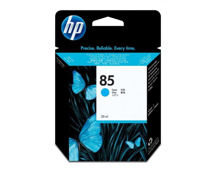 HP 85 28-ml Cyan DesignJet Ink Cartridge
