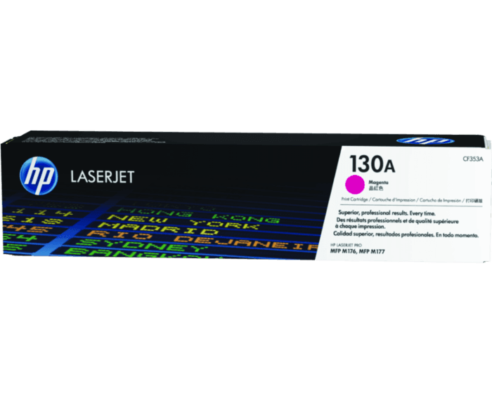 HP 130A Magenta Original LaserJet Toner Cartridge