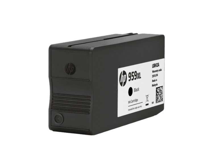 HP 959XL High Yield Black Original Ink Cartridge