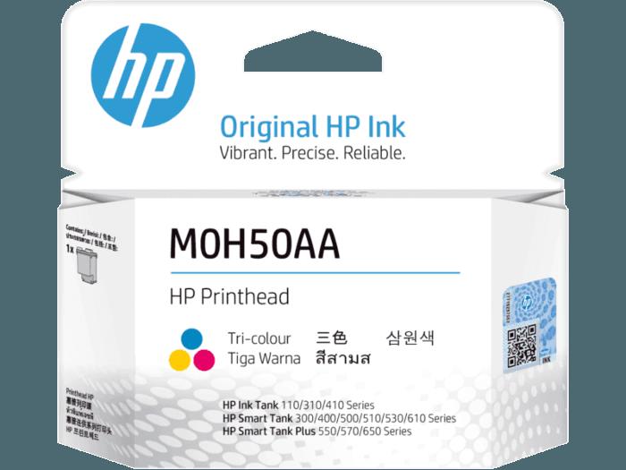 HP M0H50A Tri-color Replacement GT Printhead