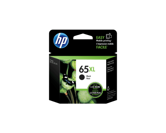 HP 65XL Black Original Ink Cartridge