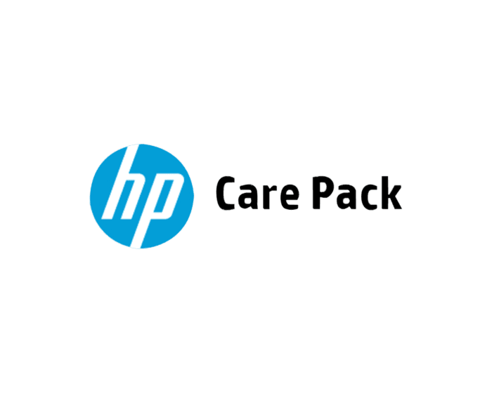 HP 1 year Post Warranty Next Business Day w/Defective Media Retention Service for LaserJet M712