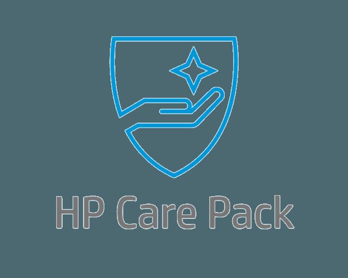 HP 1 year Post Warranty Next Business Day OnSite Exchange ScanJet 45xx Service