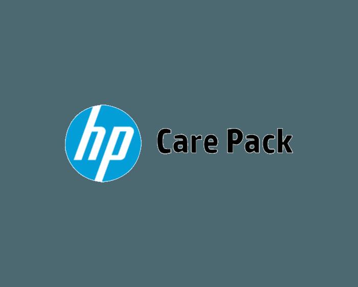 HP 1 year Post Warranty Next Business Day Service for LaserJetEnterprise M608 M611
