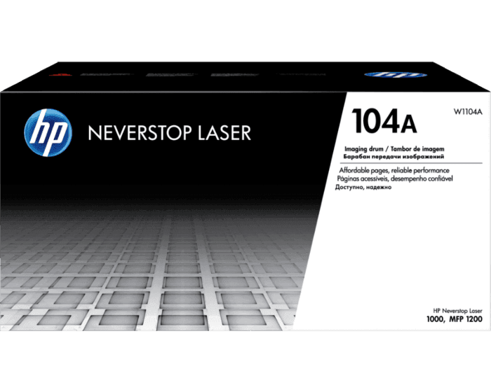 HP 104A Black Original Laser Imaging Drum