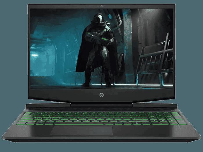 HP Pavilion Gaming Laptop - 15-dk1045tx