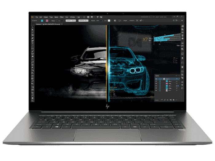 HP ZBook Create G7 ZBC15G7003
