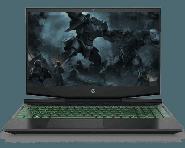 HP Pavilion Gaming Laptop - 15-dk1081tx