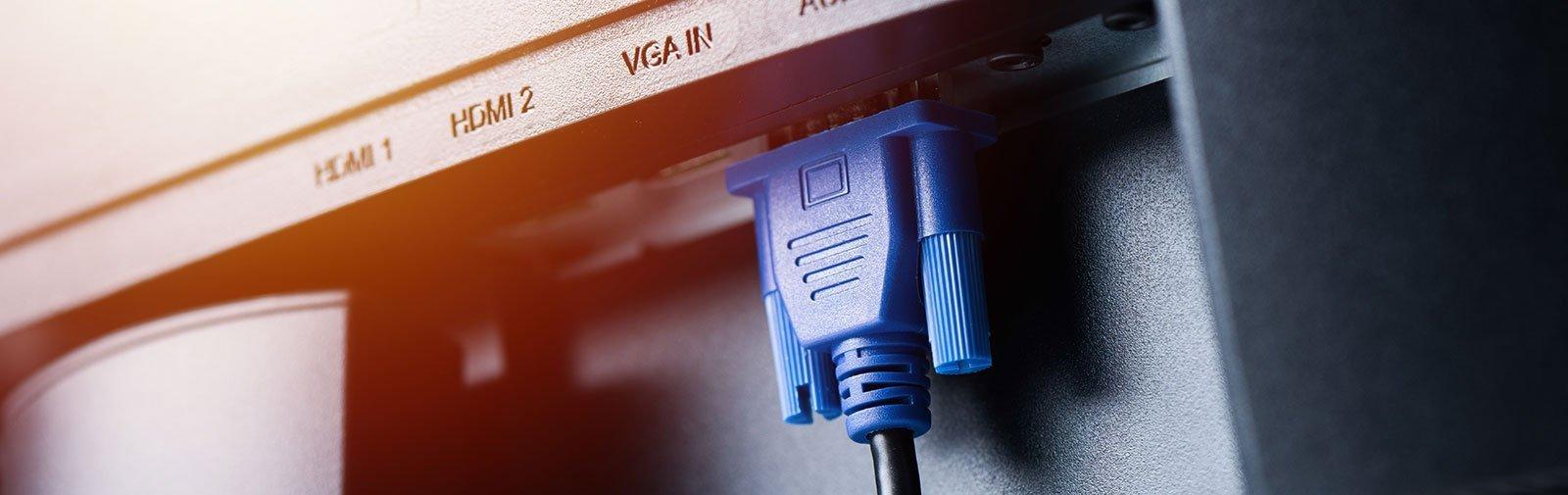 Top Advantages of DVI vs VGA for Computer Monitors