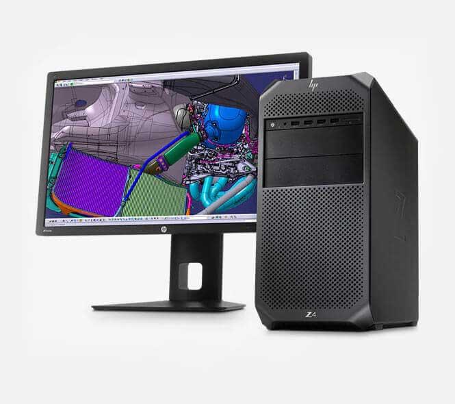 HP Z4 Workstation