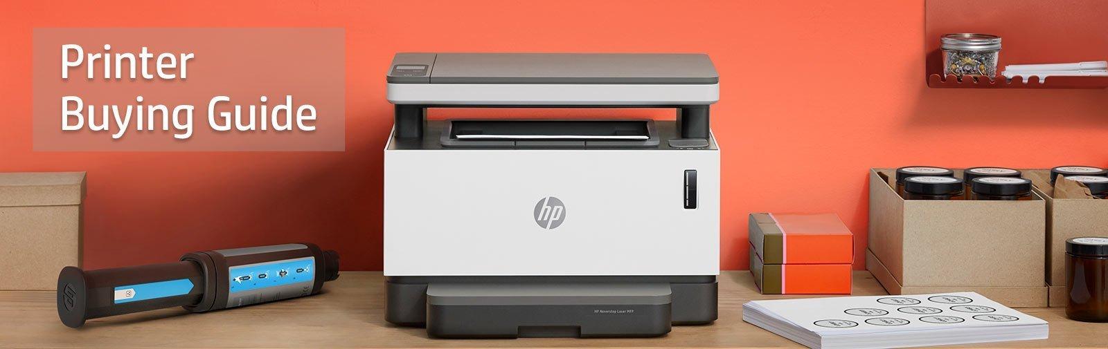 คู่มือการซื้อเครื่องพิมพ์สำหรับใช้ในบ้านหรือธุรกิจ